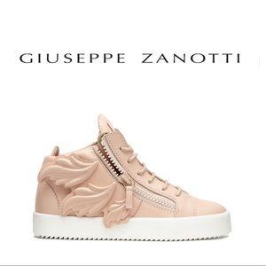giuseppe zanotti • NEW • winged lowtops